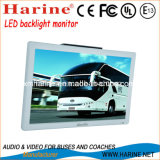 21.5 Inch Bus Video Display LCD Monitor Car TV