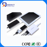 5V 10A USB Travel Adapter with EU Plug (LCK-MU017)