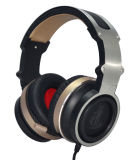 New Developed Metal Stereo Gaming Headset with LED Light