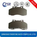 Wva29835 High Quality Truck Brake Pad Weld-Mesh Back Plate