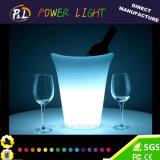 RGB Color Changing Illuminated LED Ice Bucket