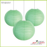 Light Green Paper Lantern for New Year