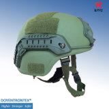 Special Force Green Color Mich Ach Aramid or PE Material