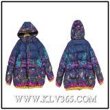 New Fashion Women′s Winter Warm Duck Down Hoody Jacket