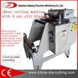 Canvas Roll to Sheet Cutting Machine