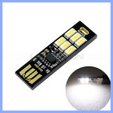 Portable 6 LED 5730 Touch Dimmer Cool Warm Mini USB Light