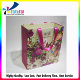 High Quality Paper Bag with Logo Print with Ribbon