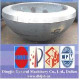 Thick Wall Hemispherical Head for Heat Exchanger by Hot Forming