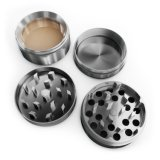 4 Layers Multi Colour Metal Crusher Tobacco Spice Herb Grinder