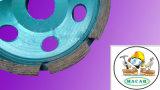Super Quality Diamond Grinding and Polishing Wheel for Concrete