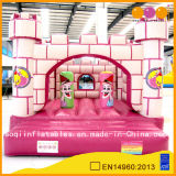 Pink Garden Inflatable Castle Bouncer for Kids (AQ513)