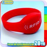 ISO14443A MIFARE DESFire EV1 2K silicone RFID Wristband