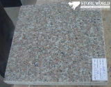 Polished G635 Granite Slab for Flooring/Wall