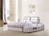 2016 New Design Bedroom Bed Home Furniture