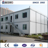 Customized Prefab Container Dormitory Worker House with Bedroom Kitchen Toilet