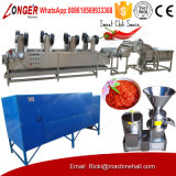 Ce Approved Automatic Pepper Paste Chili Sauce Production Line
