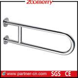 Stainless Steel 304 Toilet U Shaped Grab Bar