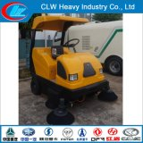 New Type School Warehouse Mini Electric Road Sweeper