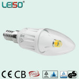 CE TUV CB Listed 4W C35 E14 LED Lighting (leisoA)