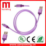 3ft High Speed Nylon Braid Micro USB Cable for Smart Phone
