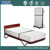 Vertical Stand up Folding Bed for Luxurious Hotel