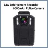 Law Enforcement Recorder, 6000mAh Police Camera, Night-Vision Camera Body Wireless Camera