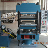 Full Automatic Pull and Push system Plate Rubber Press Machine