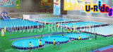 Water Park, Moving Water Park, Land Water Park, Frame Pool