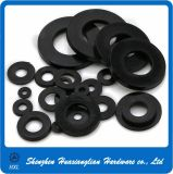 PA66 Black White Nylon Plastic Flat Washer/Gasket