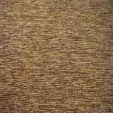 Coffee Plain Chenille Fabric for Sofa Cover Fabric (FTH31135)
