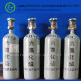 Reliable Quality 5n Sulfur Hexafluoride Gas with Tped