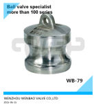Stainless Steel Ss304 Dust Plug