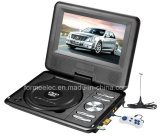 "10.1"" Digital TV ISDB-T Portable DVD Player"