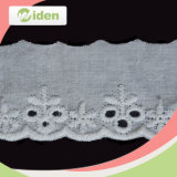 No Minimum Order at Competitive Prices Embroidery Fabric George Lace