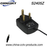 24VDC CCTV Camera Power Supply with South African Plug (S2405Z)