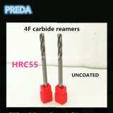 Uncoated HRC55 Spiral Flutes Reamers High Quality