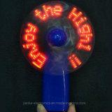 Light up LED Mini Handheld Fan (3509)