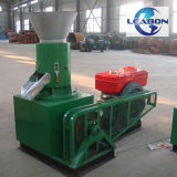 Leabon Supplier Diesel Engine Biomass Wood Sawdust Granulator