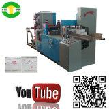 High Speed 1/6 Folding Paper Serviette Machine Paper Serviette Producing Machine