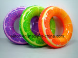 Assorted Inflatable Lemon Swimming Rings (PM002)