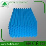 Water Treatment Clarifiers PVC Tube Settler Media