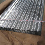 Zinc Coated Galvanized Corrugatted Steel Plate