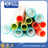 Reinforced PVC Garden Hose/Tube/Pipe with Spray Nozzle Set