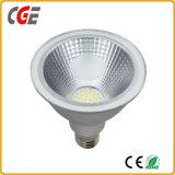 COB AC PAR20 PAR30 PAR38 Waterproof IP65 Spotlight LED PAR Lights