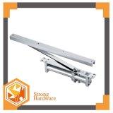 Frameless Hydraulic Adjustable Aluminium Door Closer
