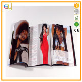Full Color Magazine Printing Service (OEM-GL007)