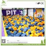 Trampoline Park Polyurethane Indoor Foam Pit Blocks
