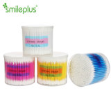 Trending Products Surgical Colored Cotton Swab with Plastic Case