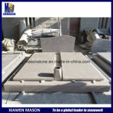 Mason France Double Gravestones with Vase
