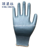 13 Gauge Polyester Safety Work Glove with Nitrile Coated
